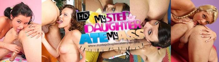 enter My Stepdaughter Ate My Ass members area here